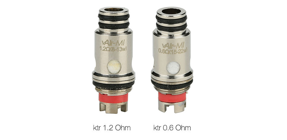 VapeOnly vAir-Mi Coil for Mind 5pcs