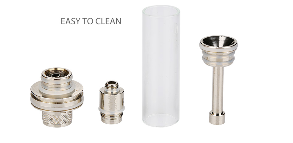 VapeOnly vPipe 3 BVC Atomizer - 1.2ml