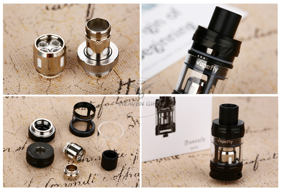 Vapefly Fantasy Mini Sub Ohm Tank - 4ml