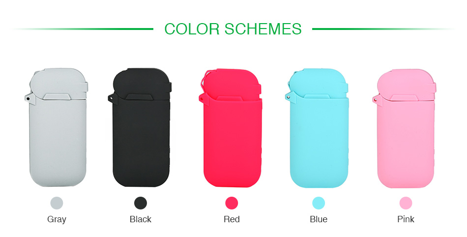 Vapesoon Silicone Case for IQOS