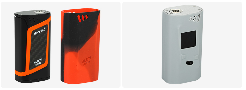 Vapesoon Silicone Rubber Skin for SMOK Alien