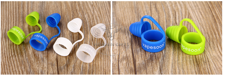 Vapesoon Universal Silicone Dust Cap for Tank