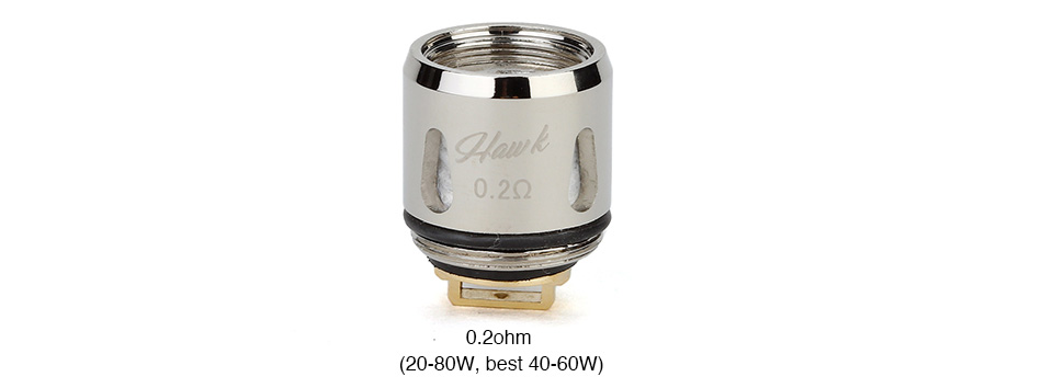 Vapor Storm Hawk Replacement Coil 3pcs