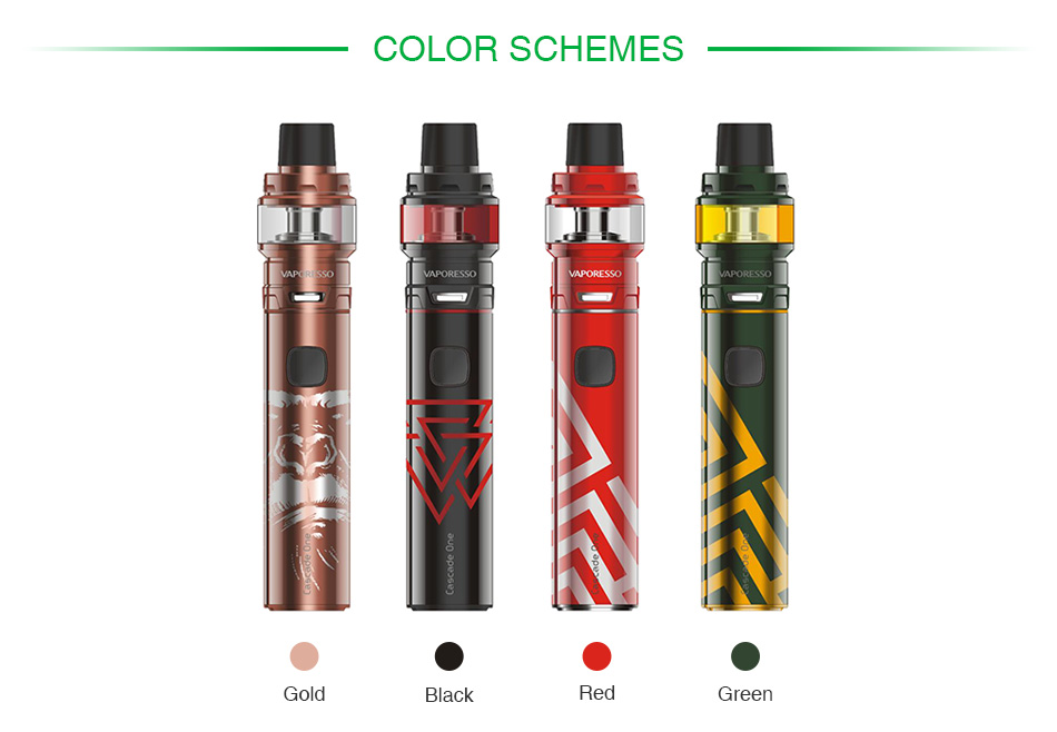 Vaporesso Cascade One Plus SE Starter Kit 3000mAh