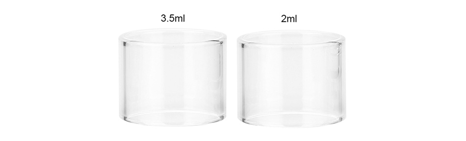 Vaporesso NRG SE Replacement Glass Tube 2ml/3.5ml