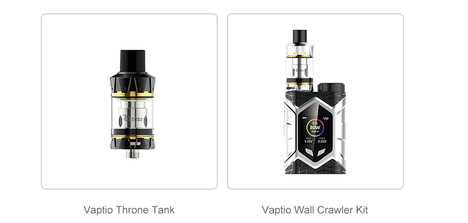 Vaptio Throne Replacement Coil 5pcs