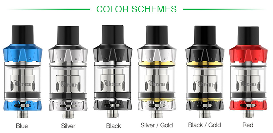 Vaptio Throne Subohm Tank 2ml
