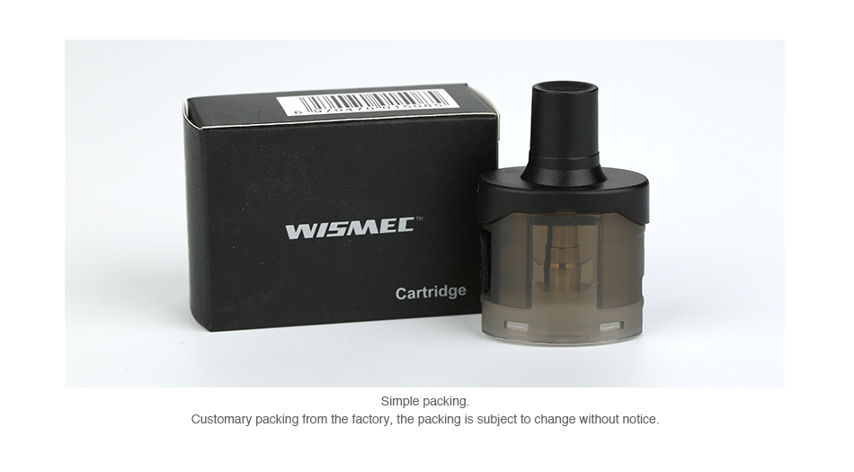 WISMEC Cartridge for Motiv POD 4ml