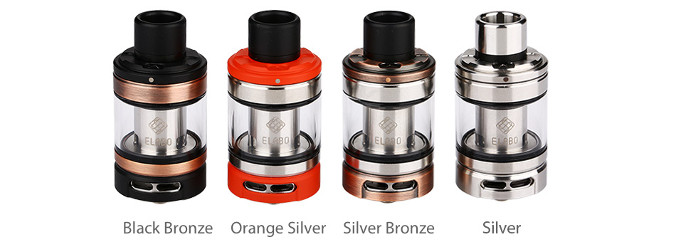 WISMEC Elabo Atomizer Kit - 4.9ml
