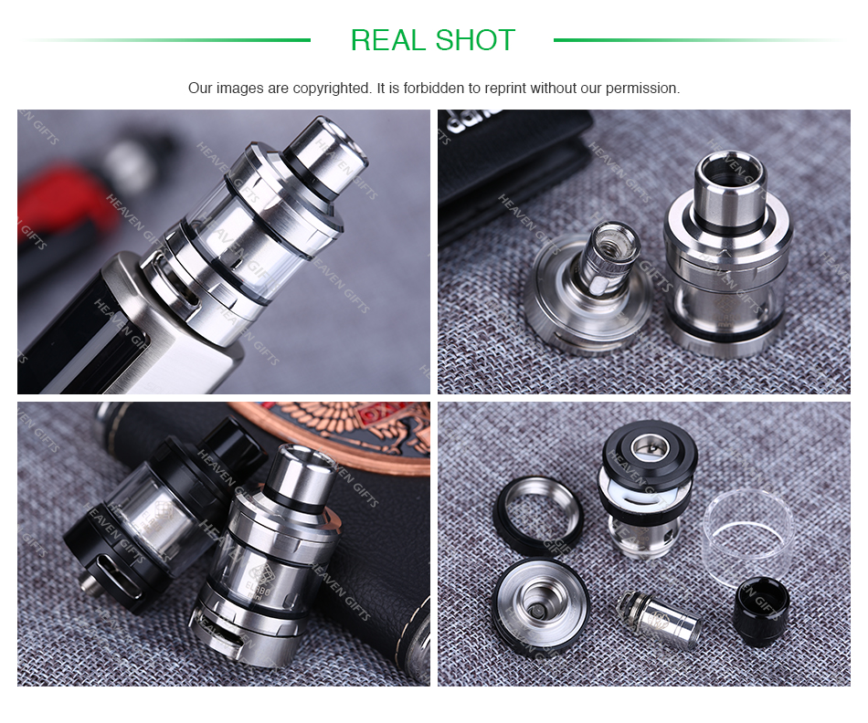 WISMEC Elabo Mini Atomizer - 2ml