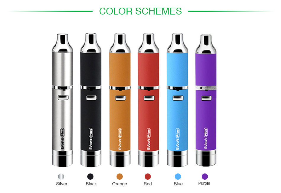 Yocan Evolve Plus Wax Vape Pen - 1100mAh