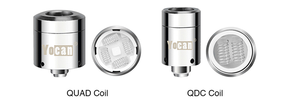 Yocan Loaded Coil 5pcs
