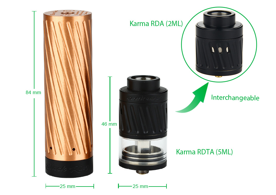 GeekVape Karma Kit W/O Battery