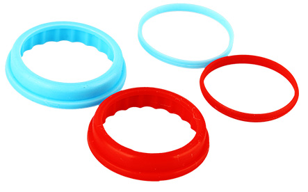 4pcs Eleaf Melo2 Silicone Ring