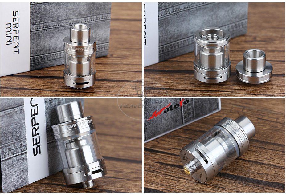 WOTOFO SERPENT Mini RTA Atomizer - 3ml