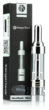 KannerTech Genitank Mini Single Cartomizer - 1,3 мл