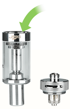 Eleaf GS Air-M Dual Coil Airflow Adjustable Atomizer
