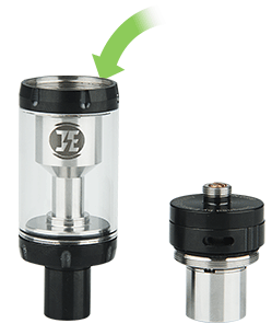 Ehpro Billow V2 RTA Tank Atomizer - 5ml, Black