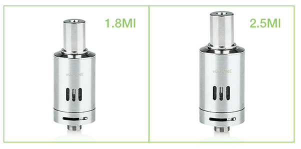 Joyetech eGo ONE Starter Kit with 1.8ml eGo ONE Atomizer - 1100mAh