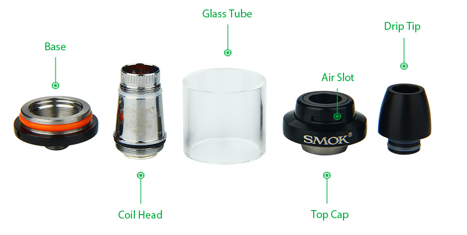 SMOK Brit Mini Flavor Tank - 2ml