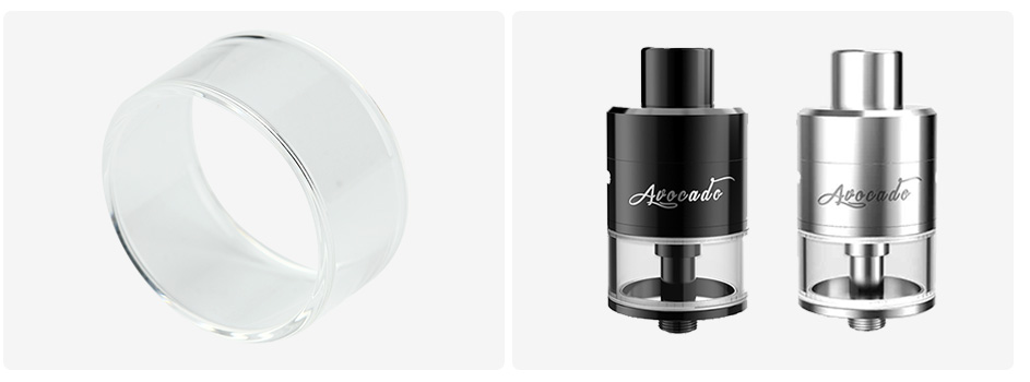 GeekVape Avocado 24 Replacement Glass Tube