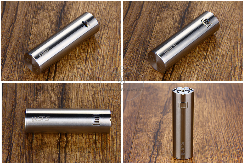 Eleaf iJust S Battery - 3000mAh, Silver