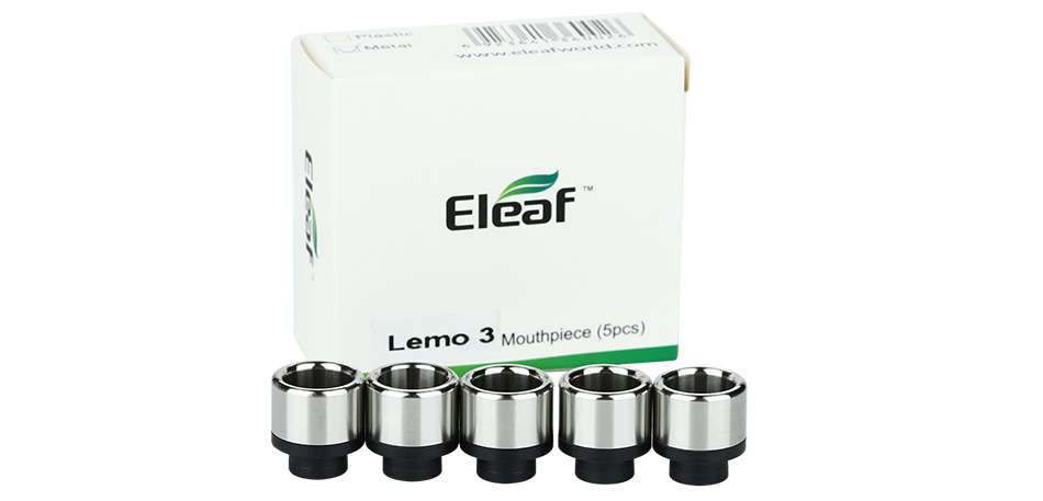 5pcs Eleaf Lemo 3 Replacement Mouthpiece
