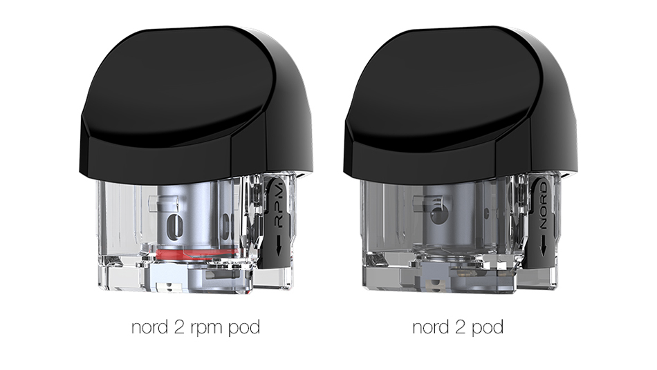 SMOK Nord 2 Empty Pod 2ml4.5ml