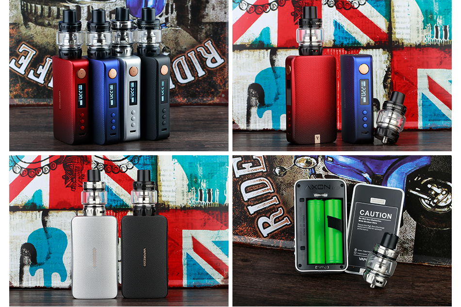 Vaporesso GEN 220W TC Kit with SKRR-S