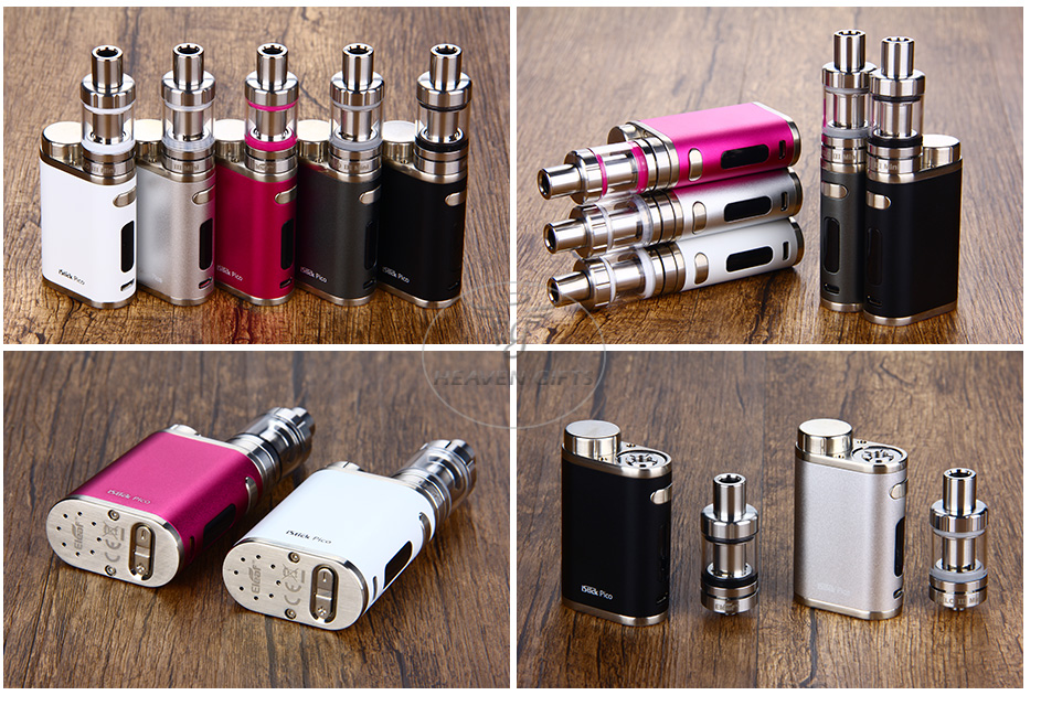 75W Eleaf iStick Pico TC Full Kit W / O Battery