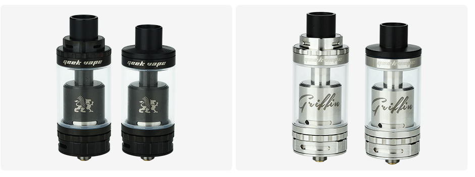 GeekVape Griffin 25 Plus Replacement Glass Tube