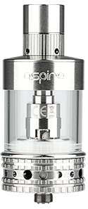 Aspire Atlantis Mega Tank Kit dengan Sub Ohm Coil - 5ml