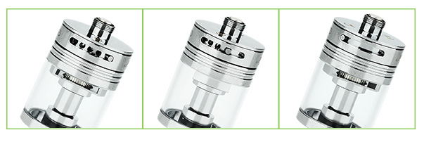 Eleaf GS-Tank TC Atomizer - 3ml