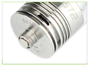[Pre-order] Eleaf iJust 2 Pyrex Glass BDC(Bottom Dual Coil) Atomizer - 5.5ml