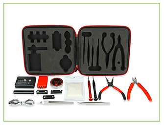E-cig DIY Tool Accessories Kit V2