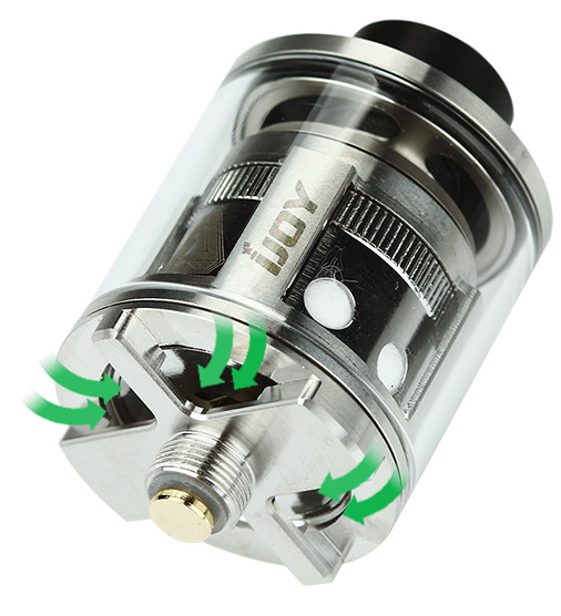IJOY Limitless SUB OHM Tank - 2ml
