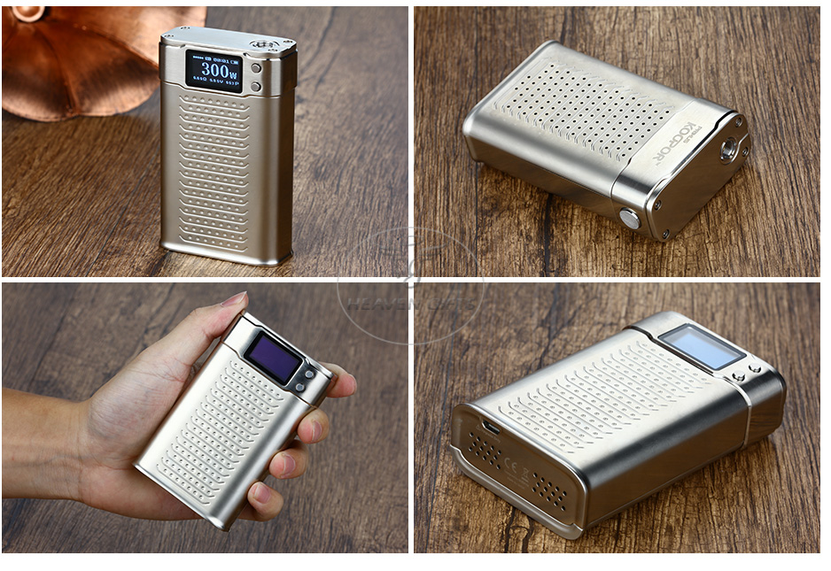 300W KOOPOR Primus TC MOD W/O Battery