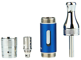 5pcs Aspire ET-S BVC Clearomizer - 1.8ml