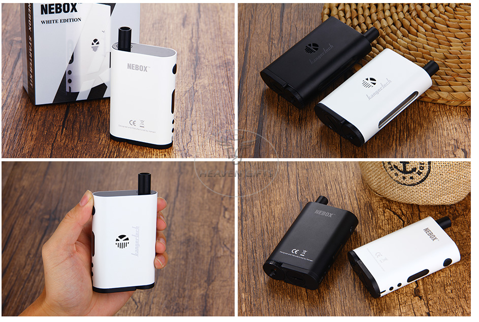 KangerTech NEBOX 60W TC Starter Kit W/O Battery