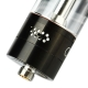 UD Bellus RTA Top-Fill Tank Pengabut - 5ml, Hitam