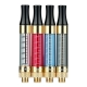 5pc KangerTech E-smart 510 1.2ml BCC Clear Cartomizer / Clearomizer