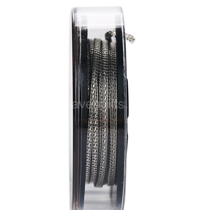 10ft GeekVape N80 Framed Staple Twisted Wire (26GAx2 Twisted + ...