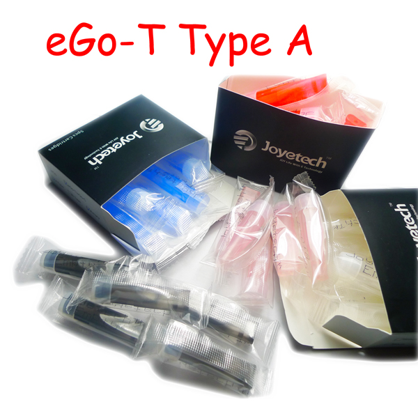 10pc Joyetech empty semi-transparent eGo-T/eGo-C mega cartridges! Cone shape/Type A