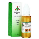 Dekang VG e-Juice with 21 Flavors 30ml