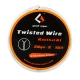5m GeekVape Twisted Atomizer DIY Kanthal Double KA1 Tape Wire (26GA * 2)