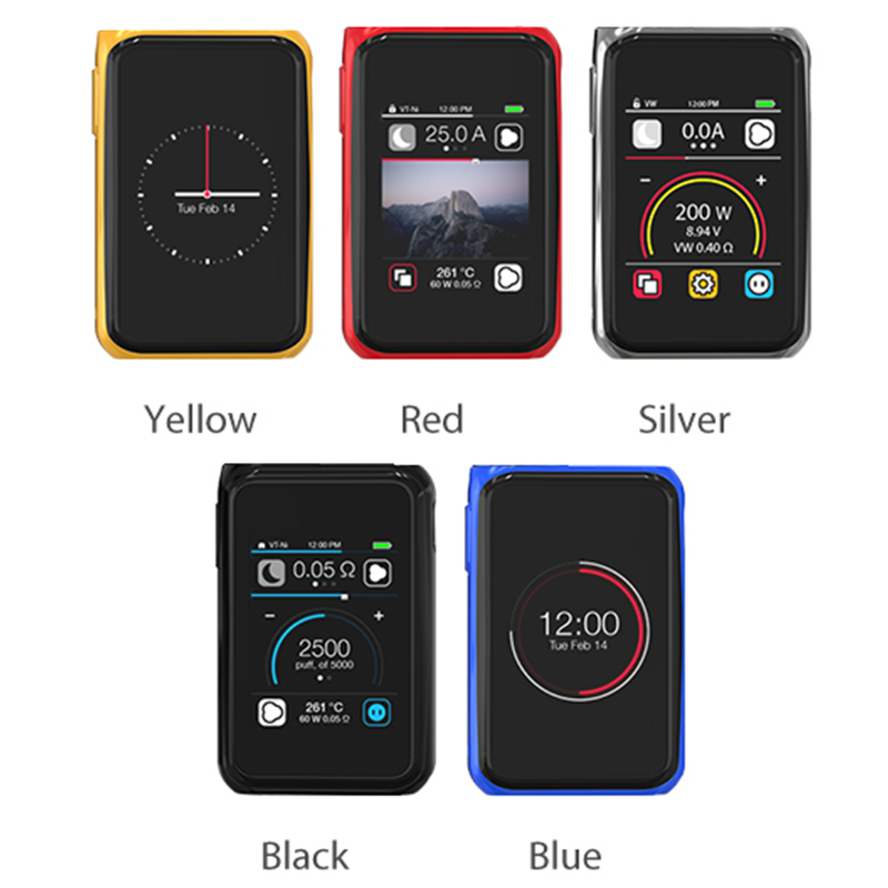 Joyetech CUBOID PRO 200W Touch Screen TC MOD(Black)