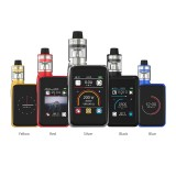 200W Joyetech Cuboid Pro dengan ProCore Aries Touchscreen TC Kit W / O Battery