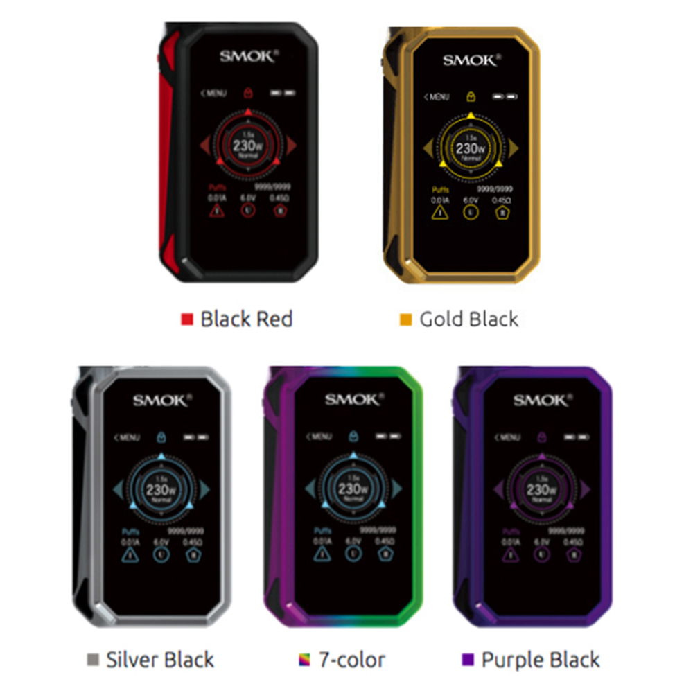 SMOK G-PRIV 2 230W Touch Screen TC Box  #58331931 ♥ Xandi