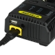 Nitecore Intellicharger SC2 Li-ion / NiMH Battery 2-slot Charger