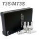 5pc Coil Unit for KangerTech T3S/MT3S BCC Clearomizer